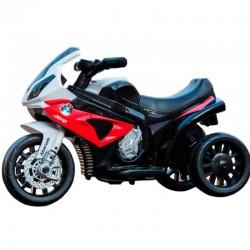 Moto con licencia BMW 6v - Moto eléctrica niños BMW Motos