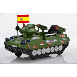 Tanque Militar Ejército de tierra 12v ATAA CARS Agotados