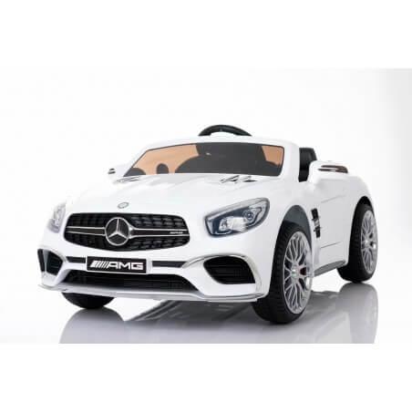 Mercedes SL65 con telecomando e Batteria 12V