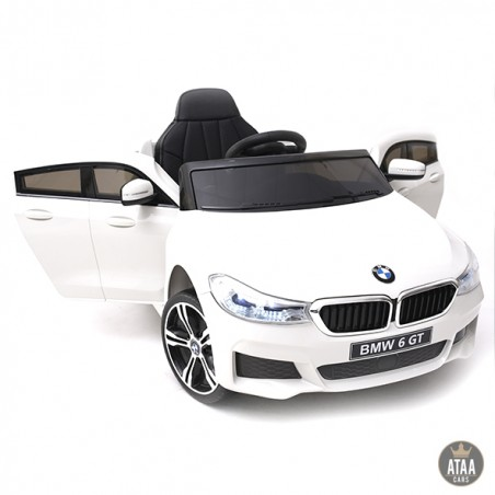 BMW 6 GT Con Licenza 12V