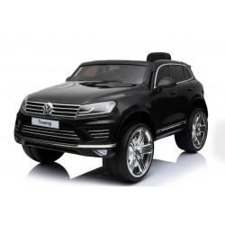 Volkswagen Touareg Licenciado 12v coche eléctrico niños con mando Volkswagen 12 voltios